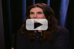 VIDEO: IF/THEN's Idina Menzel Talks Tony Nomination & More