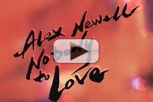 FIRST LISTEN: GLEE's Alex Newell Shares Debut Single 'Nobody to Love'