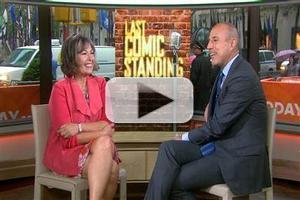 VIDEO: Roseanne Barr Talks 'Last Comic Standing' & Recent Weight Loss on TODAY