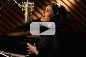 STAGE TUBE: Idina Menzel Performs IF/THEN's 'Learn to Live Without' Live in the Recording Studio!