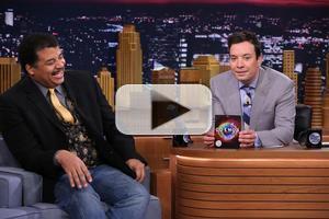 VIDEO: Neil deGrasse Tyson Talks COSMOS & More on FALLON