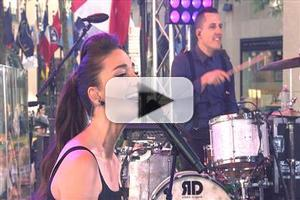 VIDEO: Sara Bareilles Performs 'Brave', 'Love Song' & More on TODAY
