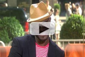 VIDEO: Taye Diggs Reveals: 'I'm a Little Embarrassed by Twitter Talk'