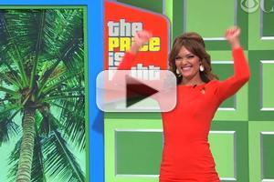 VIDEO: DWTS Runner-Up Amy Purdy Guest Models on PRICE IS RIGHT