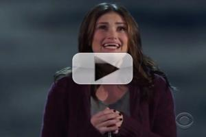 STAGE TUBE: Idina Menzel Performs 'Always Starting Over' from IF/THEN at Tony Awards