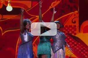 STAGE TUBE: Fantasia Barrino, Gladys Knight, Patti LaBelle & the Cast of AFTER MIDNIGHT Perform at Tony Awards