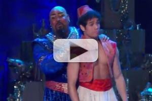 STAGE TUBE: Tony Winner James Monroe Iglehart & Cast of ALADDIN Perform 'Friend Like Me' at Tony Awards