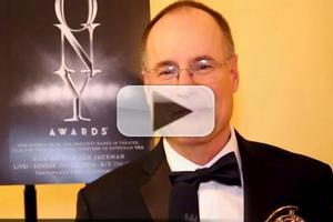 BWW TV: ROCKY's Christopher Barreca on Taking the 2014 Tony for Scenic Design of a Musical