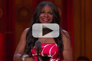 STAGE TUBE: Audra McDonald Makes History; Her Six Inspiring Tony Awards Moments!