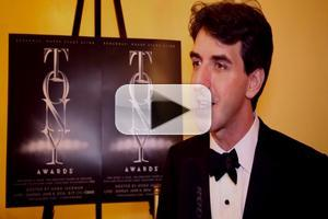 BWW TV: BRIDGES' Jason Robert Brown on Taking the 2014 Tony for Best Original Score, Orchestrations