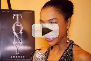 BWW TV: A RAISIN IN THE SUN's Sophie Okonedo on Winning the 2014 Tony for Best Featured Actress in a Play