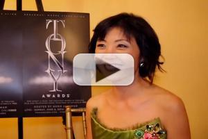 BWW TV: GENTLEMAN'S GUIDE's Linda Cho on Winning the 2014 Tony for Best Costume Design in a Musical