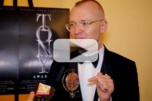 BWW TV: GENTLEMAN'S GUIDE's Darko Tresnjak Reveals Where He's Keeping His Tony!