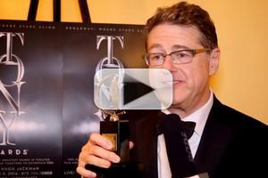 BWW TV: GENTLEMAN'S GUIDE's Robert L. Freedman Celebrates Tony for Best Book of a Musical!