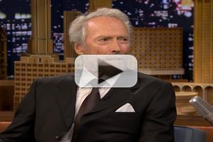VIDEO: Clint Eastwood Talks JERSEY BOYS Film on Tonight Show
