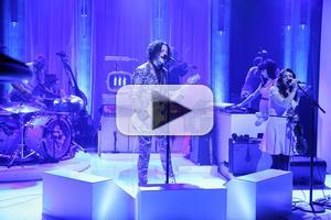 VIDEO: Jack White Performs 'Lazaretto'; Talks New LP on Tonight Show