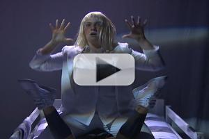 VIDEO: Lena Dunham Covers Sia's 'Chandelier' on LATE NIGHT