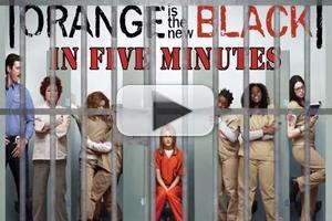 VIDEO: ORANGE IS THE NEW BLACK Season 1 - Everything You Need to Know!