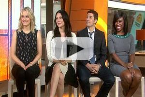 VIDEO: Cast of ORANGE IS THE NEW BLACK Talks Binge-Watching Fans & More on 'Today'
