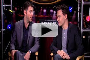 BWW TV: Meet the JERSEY BOYS- Chatting with Erich Bergen & Michael Lomenda!
