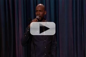 VIDEO: Sneak Peek at Ian Edwards' Stand-Up Routine on Tonight's CONAN
