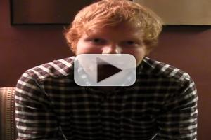 VIDEO: Ed Sheeran Explains How He Wrote Hit Song 'Sing' on JIMMY FALLON