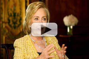 VIDEO: Hillary Clinton Explains Why She Might Not Run for President on TODAY