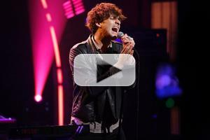 VIDEO: Paolo Nutini Performs 'Iron Sky' on LATE NIGHT