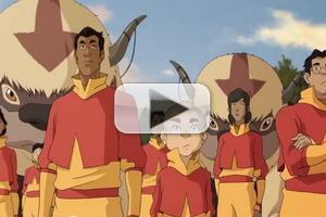 VIDEO: Trailer for Nickelodeon's THE LEGEND OF KORRA: BOOK 3
