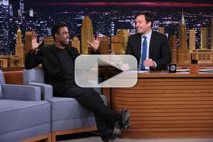 VIDEO: Chris Rock Talks Upcoming Comedy Tour & More on TONIGHT SHOW