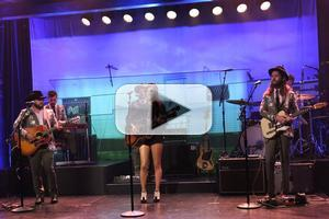 VIDEO: Kacey Musgraves Performs 'The Trailer Song' on TONIGHT SHOW