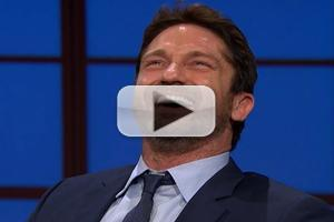VIDEO: Gerard Butler Talks Love of World Cup on SETH MEYERS