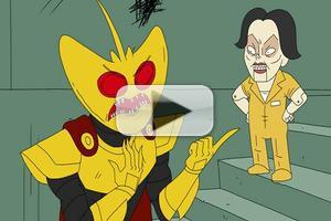 VIDEO: Sneak Peek - Trailer for Adult Swim's SUPERJAIL! Season 4