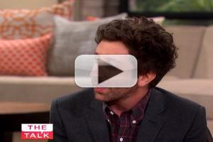 VIDEO: Simon Helberg Talks 'Big Bang Theory' & More on THE TALK