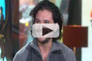 VIDEO: GAME OF THRONES' Kit Harington Teases Finale is 'Going to Be a Big One'