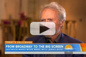 VIDEO: Clint Eastwood Talks Decision to Take On JERSEY BOYS Directing Duties