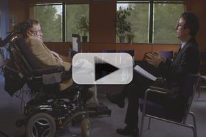 VIDEO: Stephen Hawking & More Guest on Last Night's LAST WEEK TONIGHT WITH JOHN OLIVER