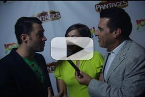 BWW TV Exclusive: Inside Opening Night of JOSEPH AND THE AMAZING TECHNICOLOR DREAMCOAT with Ace Young & Diana DeGarmo at Hollywood Pantages!