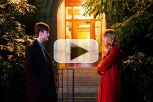 VIDEO: Daniel Radcliffe, Zoe Kazan in New Clip from Romantic Comedy WHAT IF