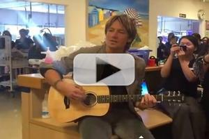 VIDEO: Keith Urban & Nicole Kidman Surprise Children's Hospital with Musical Performance