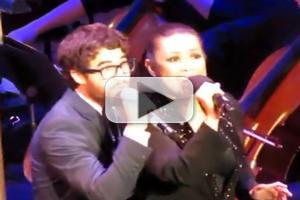 STAGE TUBE: Lea Salonga and Darren Criss Sing 'A Whole New World' at Kennedy Center