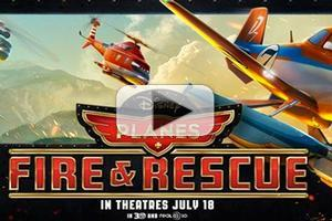 VIDEO: Extended Trailer for Disney's PLANES: FIRE & RESCUE