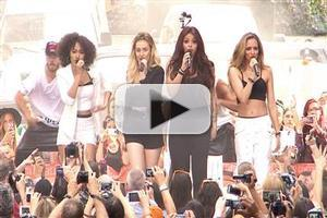 VIDEO: Little Mix Perform 'Wings' & 'Salute' & 'Little Me' on TODAY