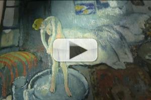 STAGE TUBE: Hidden Man Revealed in Picasso Painting