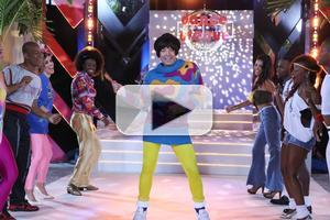 VIDEO: JIMMY FALLON & The Roots Join the 'Dance Avenue' 80's Dance Line