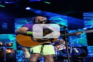 VIDEO: Jimmy Buffet Performs 'Volcano', 'Jolly Mon Sing' on TONIGHT SHOW