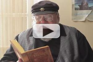 VIDEO: George R.R. Martin Featured in Funny or Die's GAME OF THRONES Recap Edition!