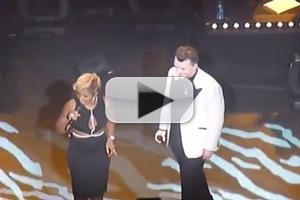 VIDEO: Sam Smith, Mary J. Blige Perform 'Stay With Me' at Apollo Theater