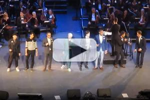 STAGE TUBE: David Byrne, Boy George & More Sing 'Summer Nights' from GREASE
