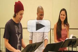 BWW TV: Lin-Manuel Miranda, Karen Olivo & Leslie Odom Jr. Sing from Encores! TICK, TICK...BOOM!